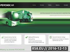 Miniaturka domeny psychocar.pl