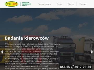 Zrzut strony Badanie kierowców Trzebnica