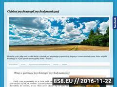 Miniaturka domeny psychodynamiczna.org