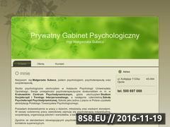 Miniaturka domeny psycholog-opole.pl