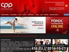 Miniaturka domeny www.psycholog-psychoterapeuta-wroclaw.pl