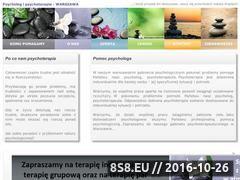 Miniaturka domeny psycholog-psychoterapia.com