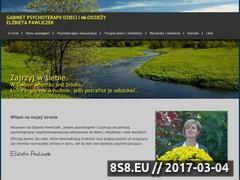 Miniaturka domeny www.psycholog-rybnik.eu