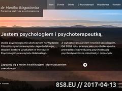 Miniaturka domeny psycholog-szczecin.pl