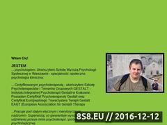 Miniaturka domeny www.psycholog.piasta.pl