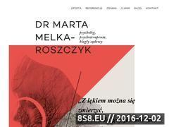 Miniaturka domeny www.psycholog.w.poznaniu.pl