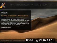 Miniaturka domeny psychologwarszawa.waw.pl
