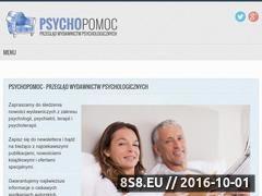 Miniaturka domeny www.psychopomoc.sos.pl