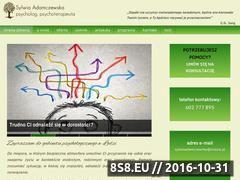 Miniaturka domeny psychoterapia-adamczewska.com.pl