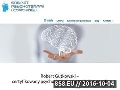 Miniaturka domeny www.psychoterapia-coaching.eu