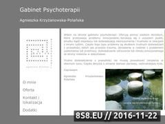 Miniaturka domeny psychoterapia-krakow.info