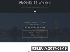 Miniaturka domeny psychoterapia-promente.pl