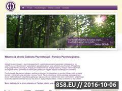 Miniaturka Gabinet Psychoterapii i Pomocy Psychologicznej w Pruszkowie (psychoterapia-pruszkow.pl)