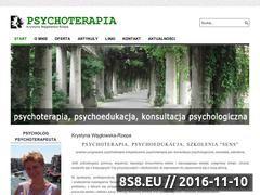 Miniaturka domeny www.psychoterapia-sens.pl