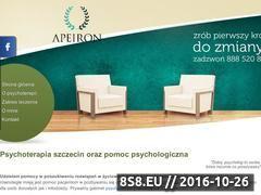 Miniaturka domeny psychoterapia-szczecin.org