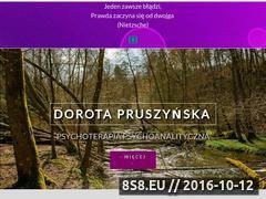 Miniaturka domeny www.psychoterapia.koti.pl