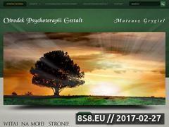 Miniaturka domeny www.psychoterapiawgdyni.pl