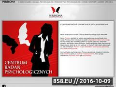 Miniaturka domeny psychotesty.nysa.pl