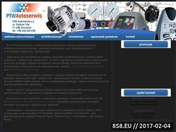 Zrzut strony PTW Autoserwis - chłodnictwo samochodowe