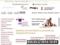 Miniaturka domeny www.puig.pl