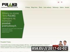 Miniaturka domeny www.pulako.com.pl