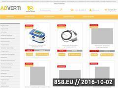 Miniaturka domeny www.pulsoksymetr.adverti.com.pl
