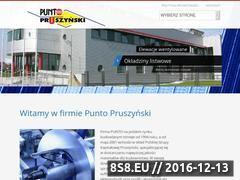 Miniaturka domeny www.punto.pl