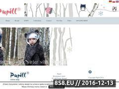 Miniaturka domeny www.pupill.pl