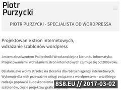 Miniaturka domeny purzycki.pl