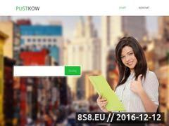 Miniaturka domeny www.pustkow.edu.pl