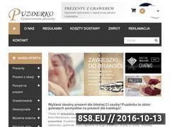 Miniaturka domeny puzderko.pl