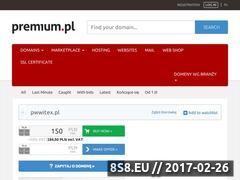 Miniaturka domeny pwwitex.pl