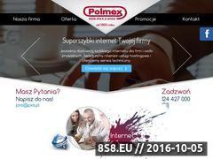 Miniaturka domeny www.pxs.pl