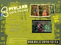 Miniaturka domeny pyrlandpark.pl
