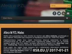 Miniaturka domeny pzlmielecafera.pl