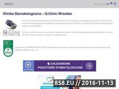 Miniaturka domeny www.qclinic.pl
