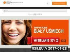Miniaturka domeny qdental.pl