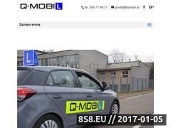 Miniaturka domeny www.qmobil.pl