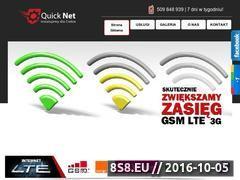 Miniaturka domeny www.qnet.com.pl
