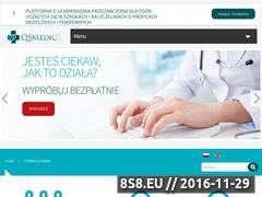 Miniaturka domeny www.qsmedic.eu