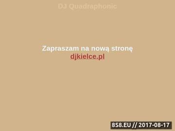 Zrzut strony DJ Kielce