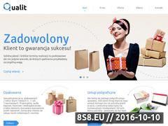 Miniaturka domeny www.qualit.pl