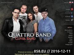 Miniaturka domeny www.quattroband.pl