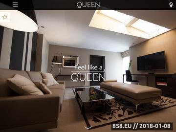 Zrzut strony Queen Boutique Hotel