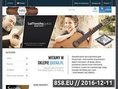 Miniaturka domeny www.quena.pl