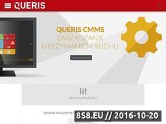 Miniaturka domeny www.queris.pl