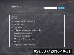 Miniaturka domeny quup.pl