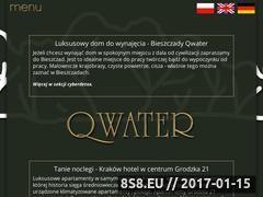 Miniaturka domeny qwater.eu