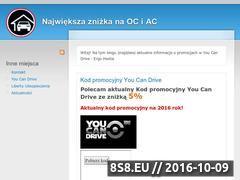 Miniaturka domeny rabatydirect.pl