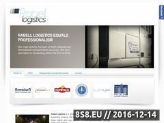 Miniaturka domeny www.rabell.pl